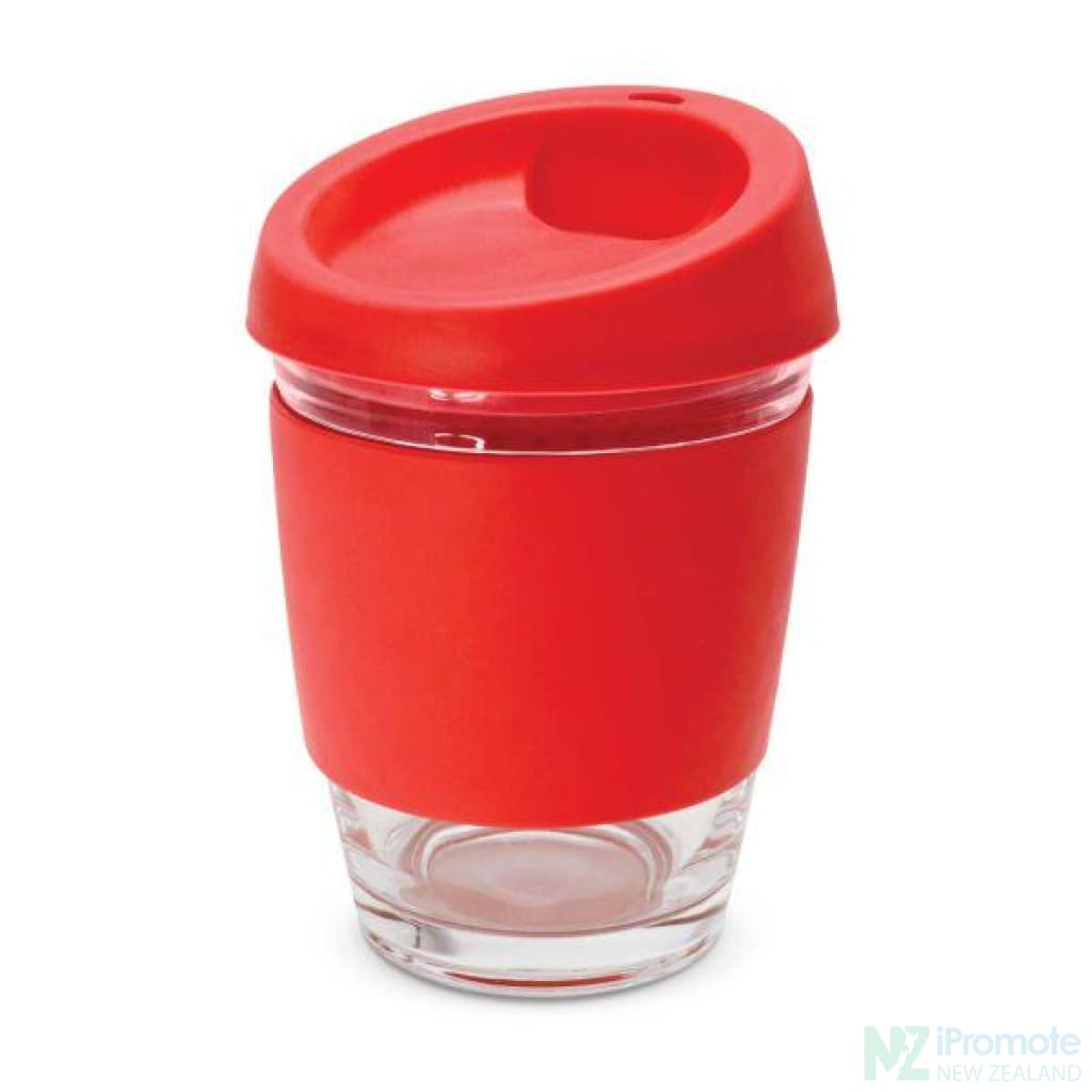 Metro Cup Red Reusable Mugs