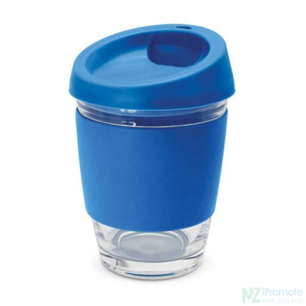 Metro Cup Royal Blue Reusable Mugs
