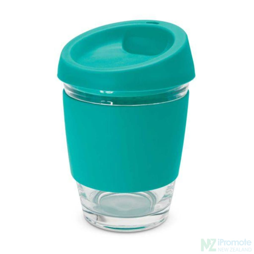 Metro Cup Teal Reusable Mugs