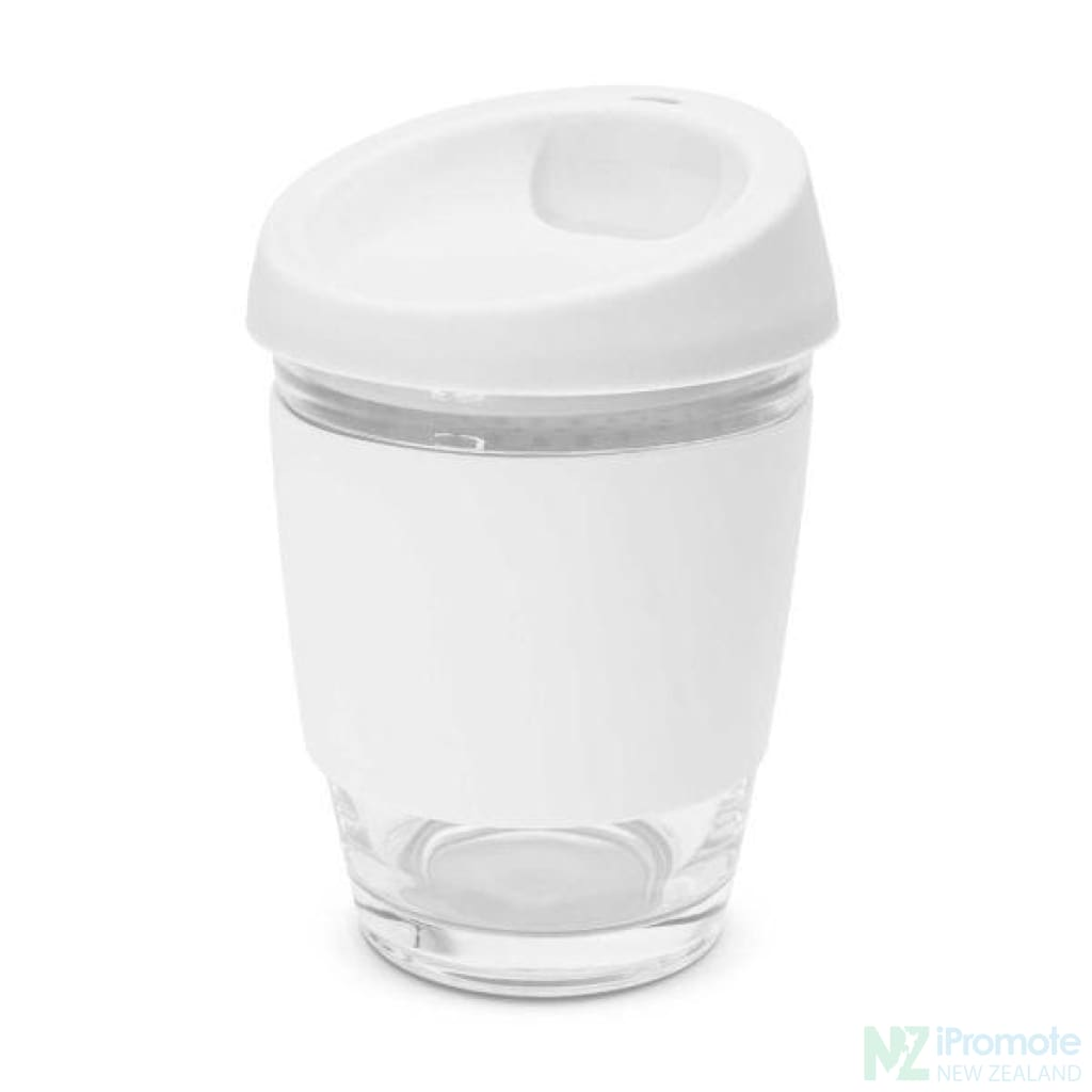 Metro Cup White Reusable Mugs