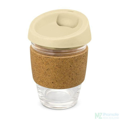 Metro Cup With Cork Band Natural Reusable Mugs