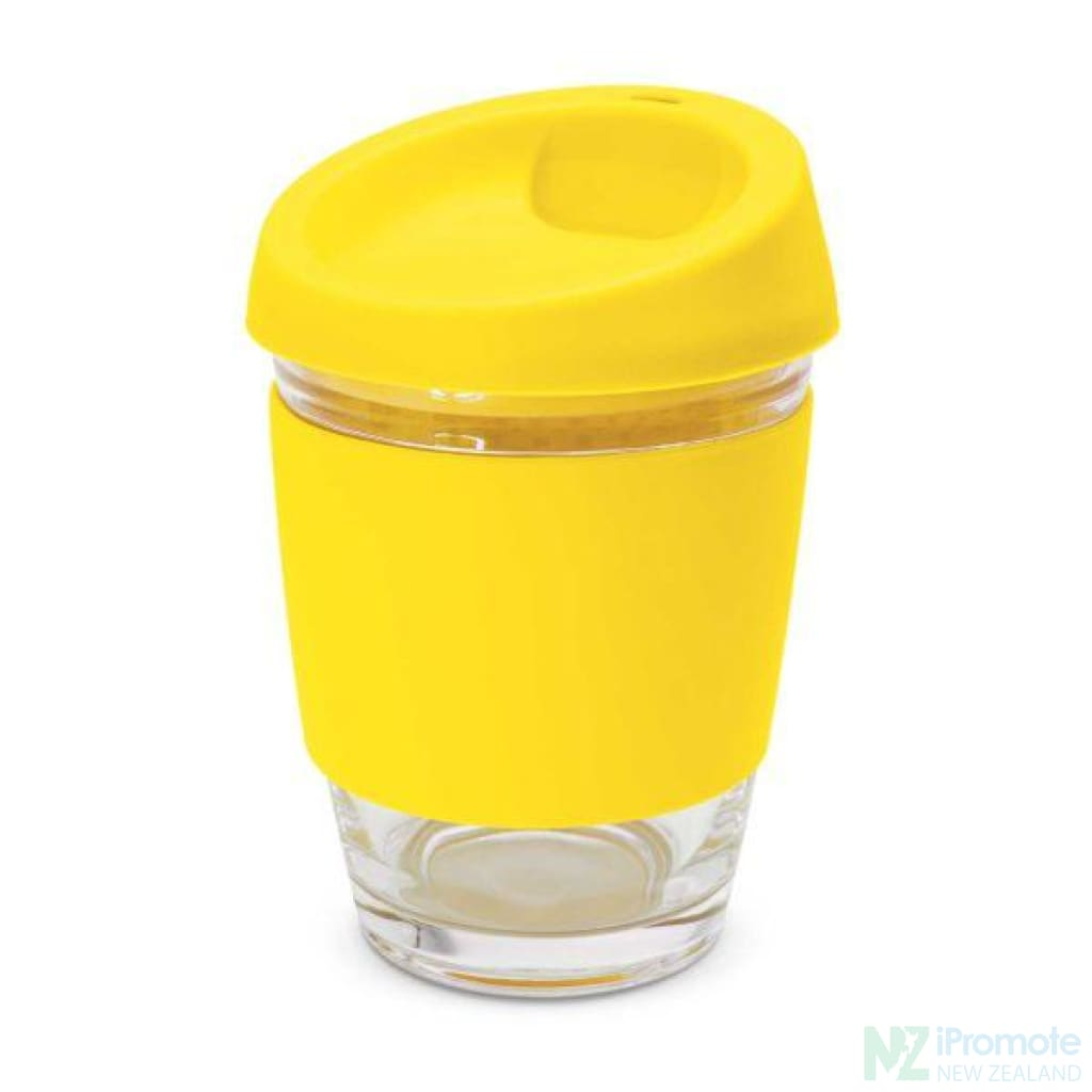 Metro Cup Yellow Reusable Mugs