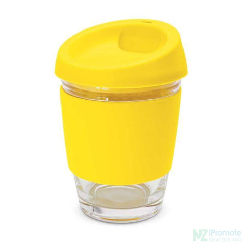 Image of Metro Cup Yellow Reusable Mugs