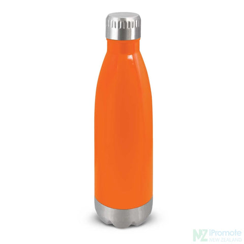 Image of Mirage Metal Drink Bottle Orange Stainless Steel Bottles