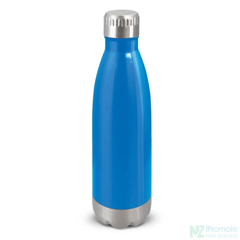 Mirage Metal Drink Bottle Process Blue Stainless Steel Bottles