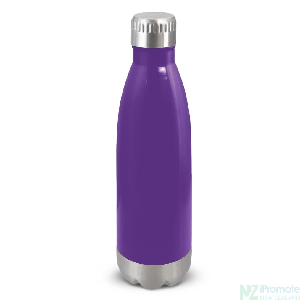 Mirage Metal Drink Bottle Purple Stainless Steel Bottles