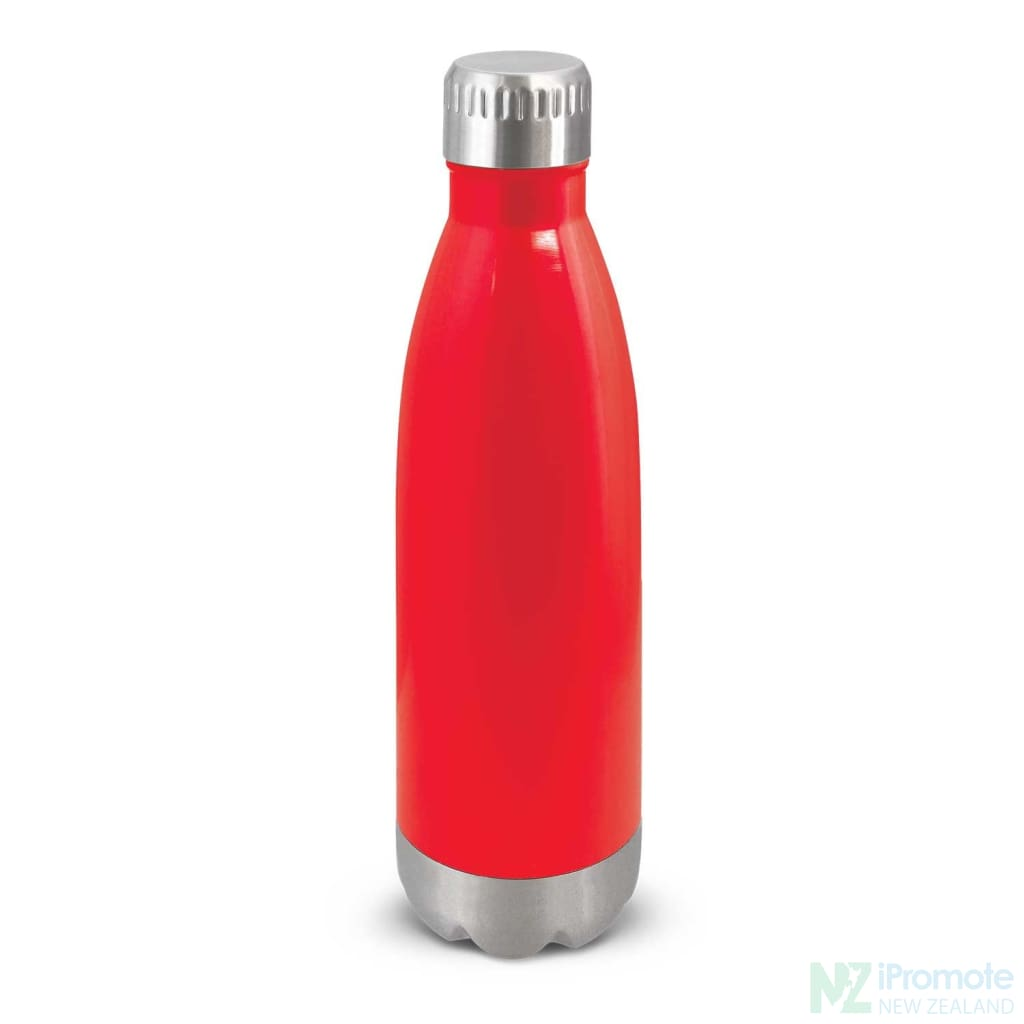 Mirage Metal Drink Bottle Red Stainless Steel Bottles