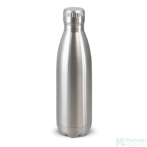 Image of Mirage Metal Drink Bottle Silver Stainless Steel Bottles
