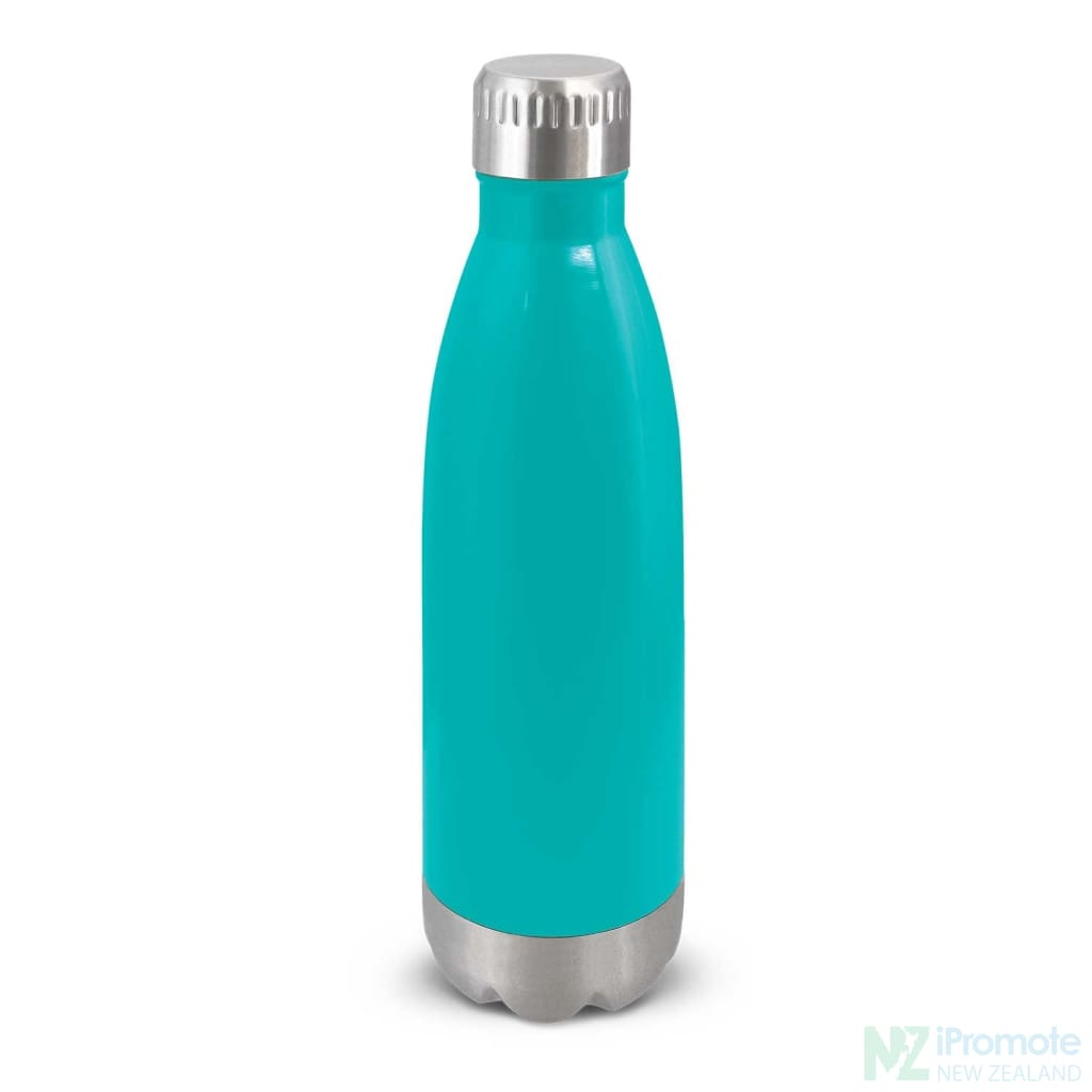 Mirage Metal Drink Bottle Teal Stainless Steel Bottles