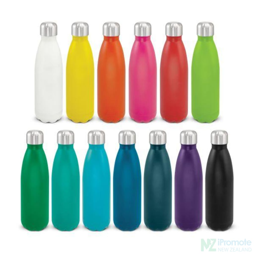 Mirage Powder Coated Vacuum Bottle Drink Bottles