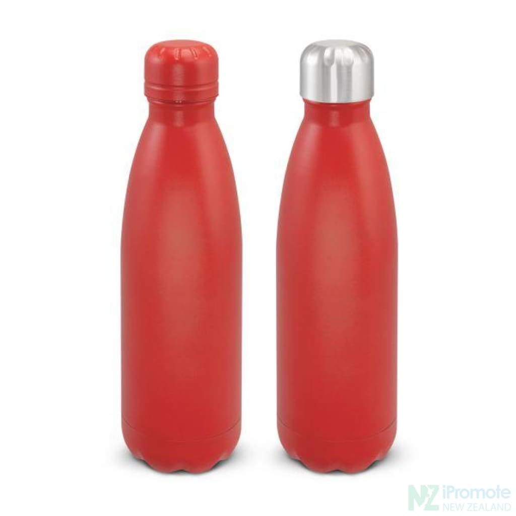 Mirage Powder Coated Vacuum Bottle Red / To Be Advised Drink Bottles