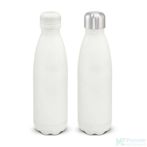 Mirage Powder Coated Vacuum Bottle White / To Be Advised Drink Bottles