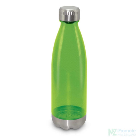 Mirage Translucent Bottle Bright Green Plastic Bpa Free Drink