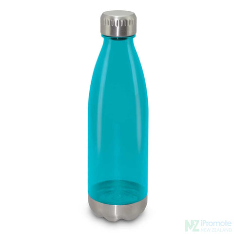 Image of Mirage Translucent Bottle Light Blue Plastic Bpa Free Drink