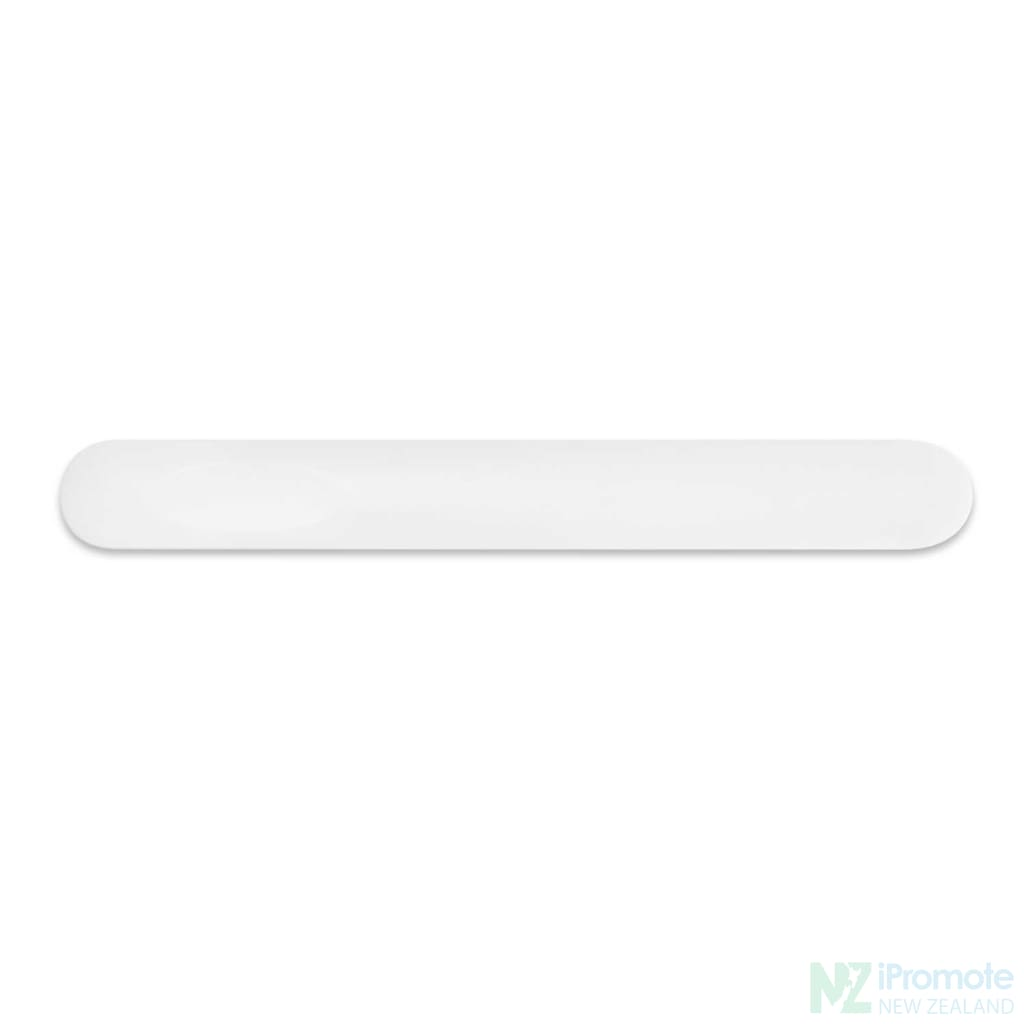 Nail File With Huge Branding Area White