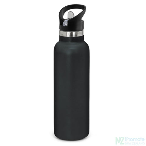Image of Nomad Deco Vacuum Bottle Black Drink Bottles