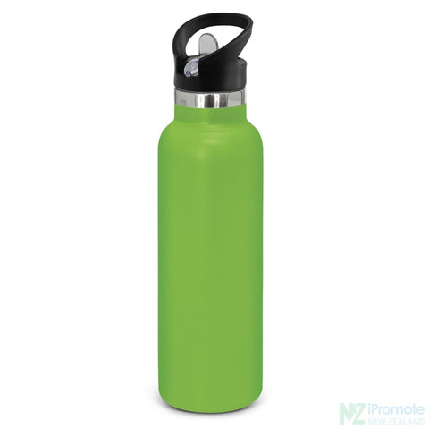 Nomad Deco Vacuum Bottle Bright Green Drink Bottles