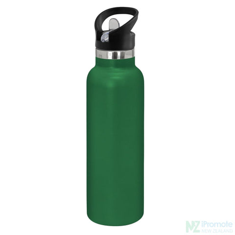 Nomad Deco Vacuum Bottle Dark Green Drink Bottles