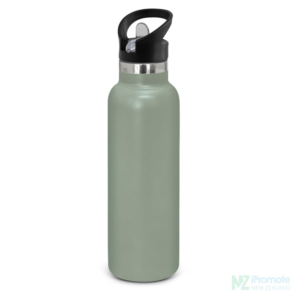 Nomad Deco Vacuum Bottle Grey Drink Bottles