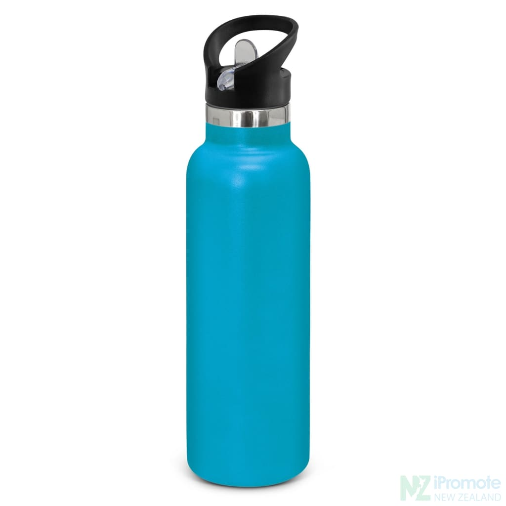 Nomad Deco Vacuum Bottle Light Blue Drink Bottles