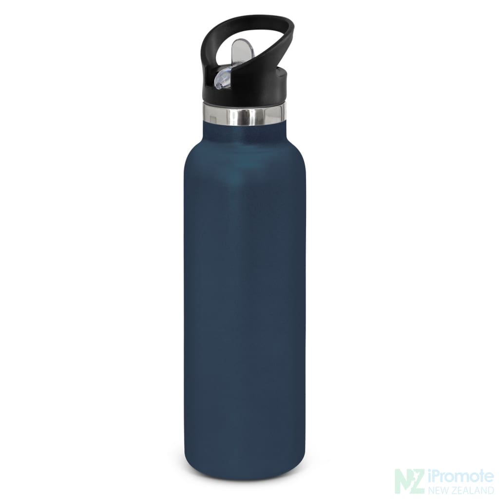 Nomad Deco Vacuum Bottle Navy Drink Bottles