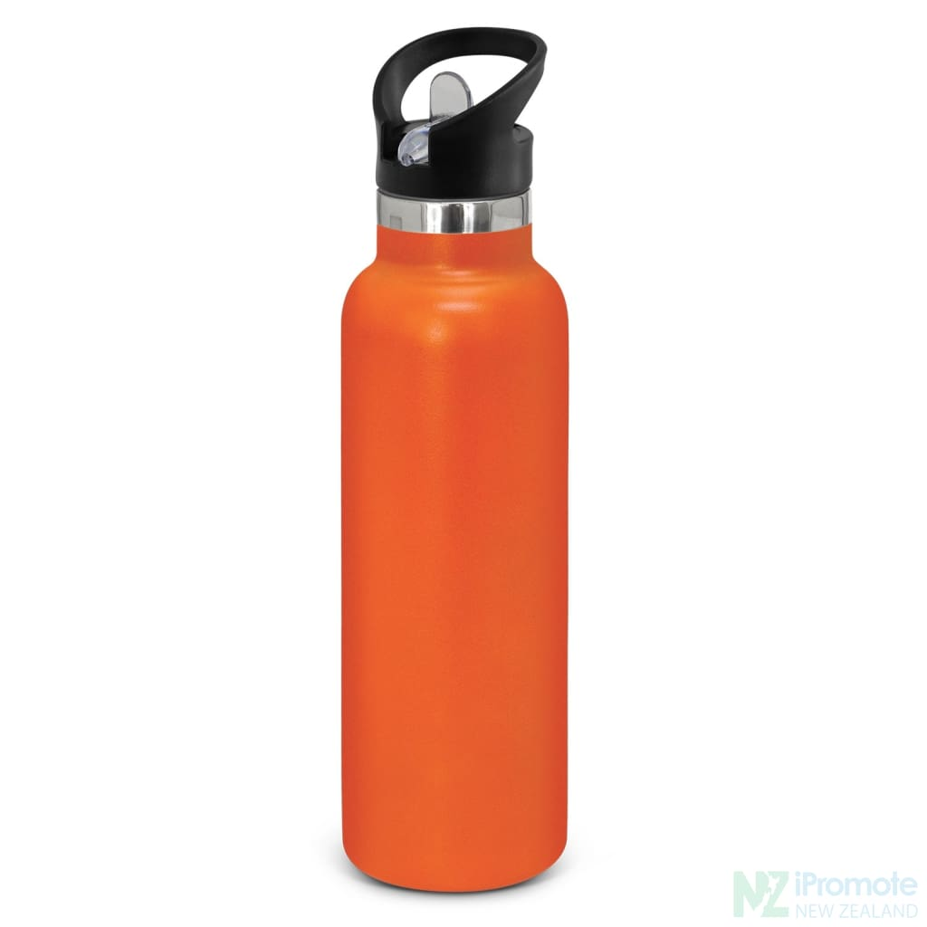 Nomad Deco Vacuum Bottle Orange Drink Bottles
