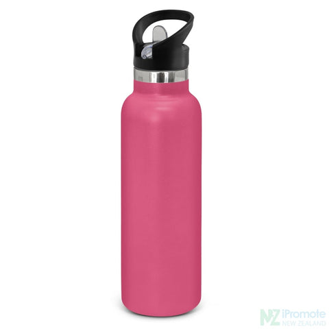 Nomad Deco Vacuum Bottle Pink Drink Bottles