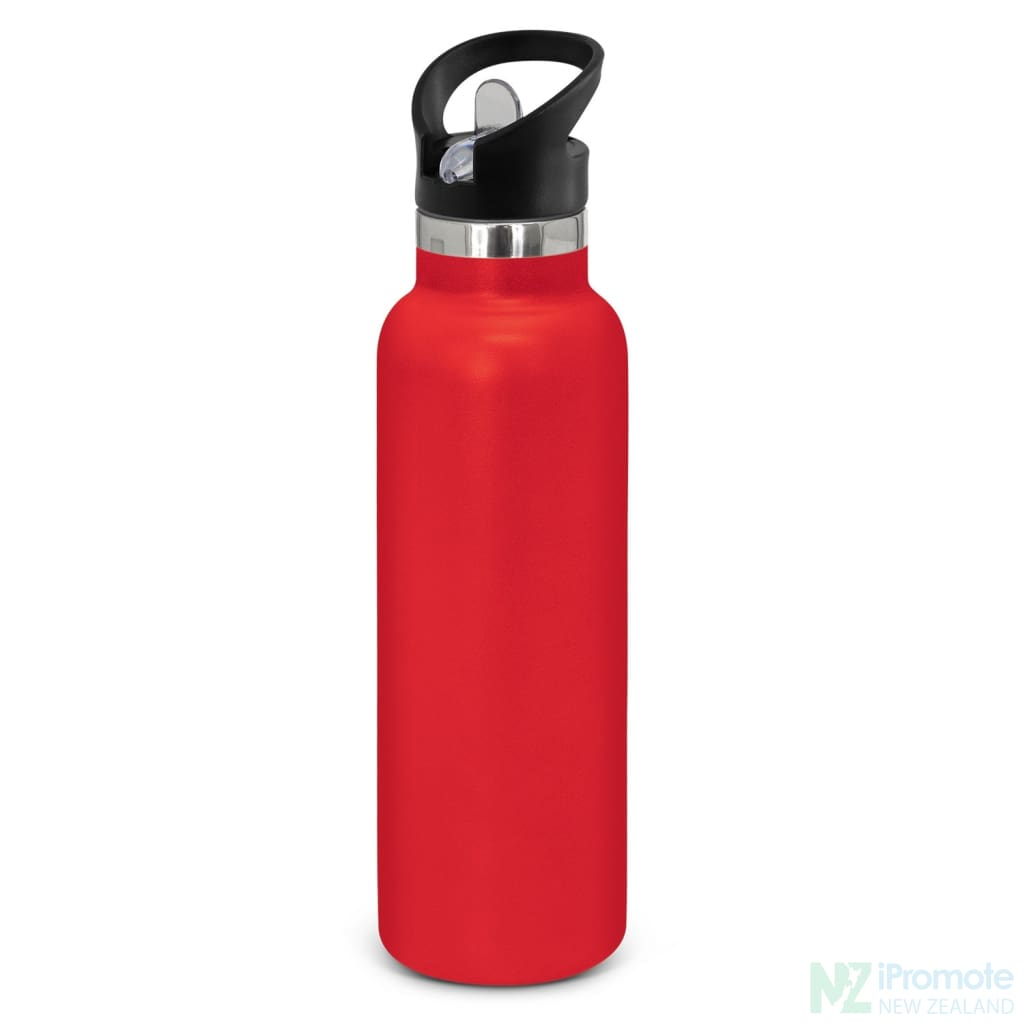 Nomad Deco Vacuum Bottle Red Drink Bottles