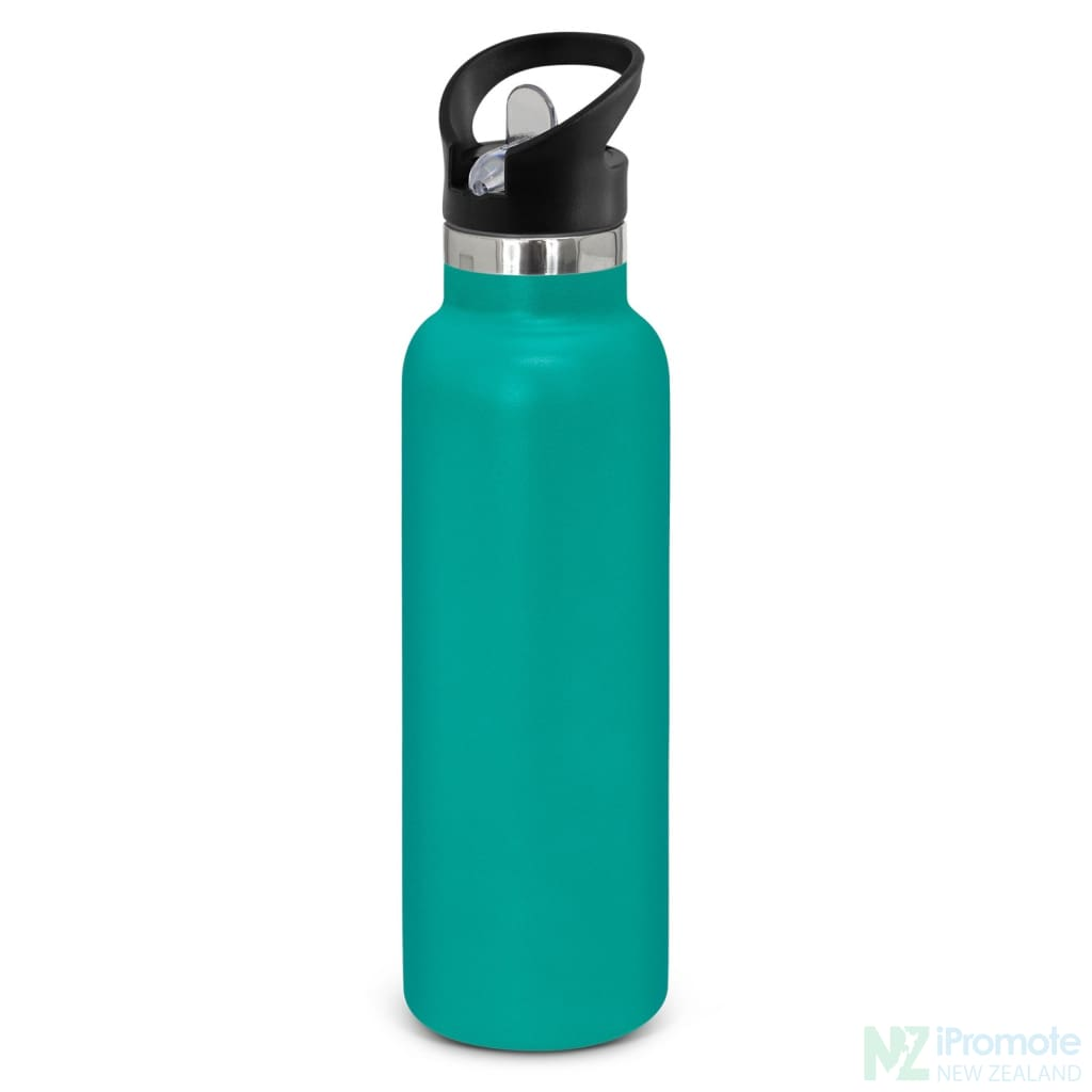 Nomad Deco Vacuum Bottle Teal Drink Bottles