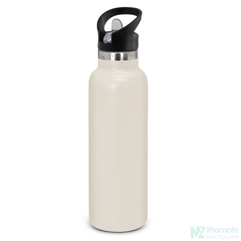 Image of Nomad Deco Vacuum Bottle White Drink Bottles