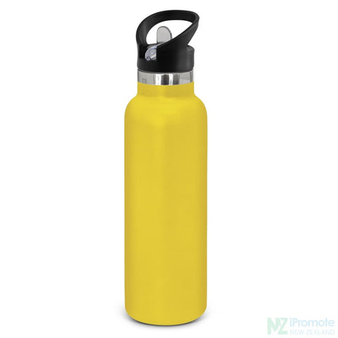 Nomad Deco Vacuum Bottle Yellow Drink Bottles