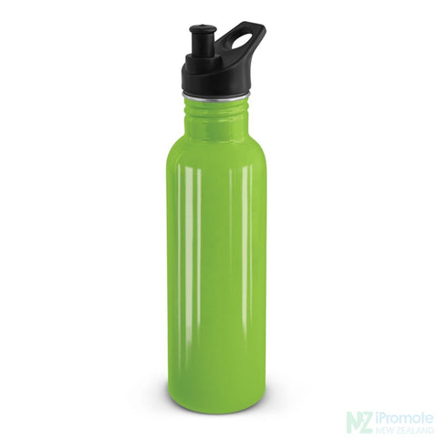 Image of Nomad Stainless Steel Drink Bottle Bright Green Bottles