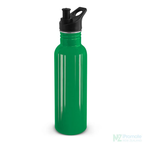 Image of Nomad Stainless Steel Drink Bottle Dark Green Bottles
