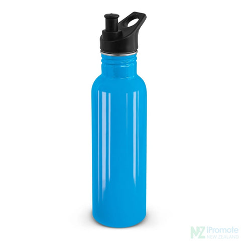 Image of Nomad Stainless Steel Drink Bottle Light Blue Bottles