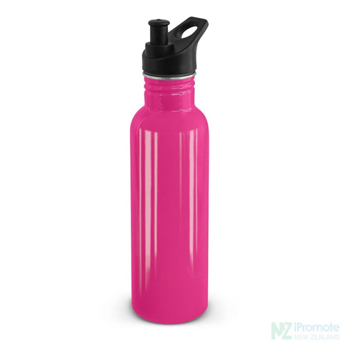 Nomad Stainless Steel Drink Bottle Pink Bottles