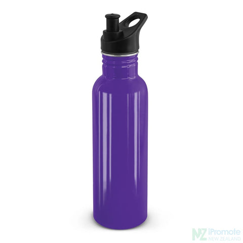 Image of Nomad Stainless Steel Drink Bottle Purple Bottles