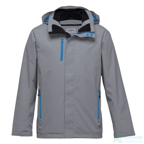 Image of Nordic Jacket Aluminium/cyber Blue Jackets