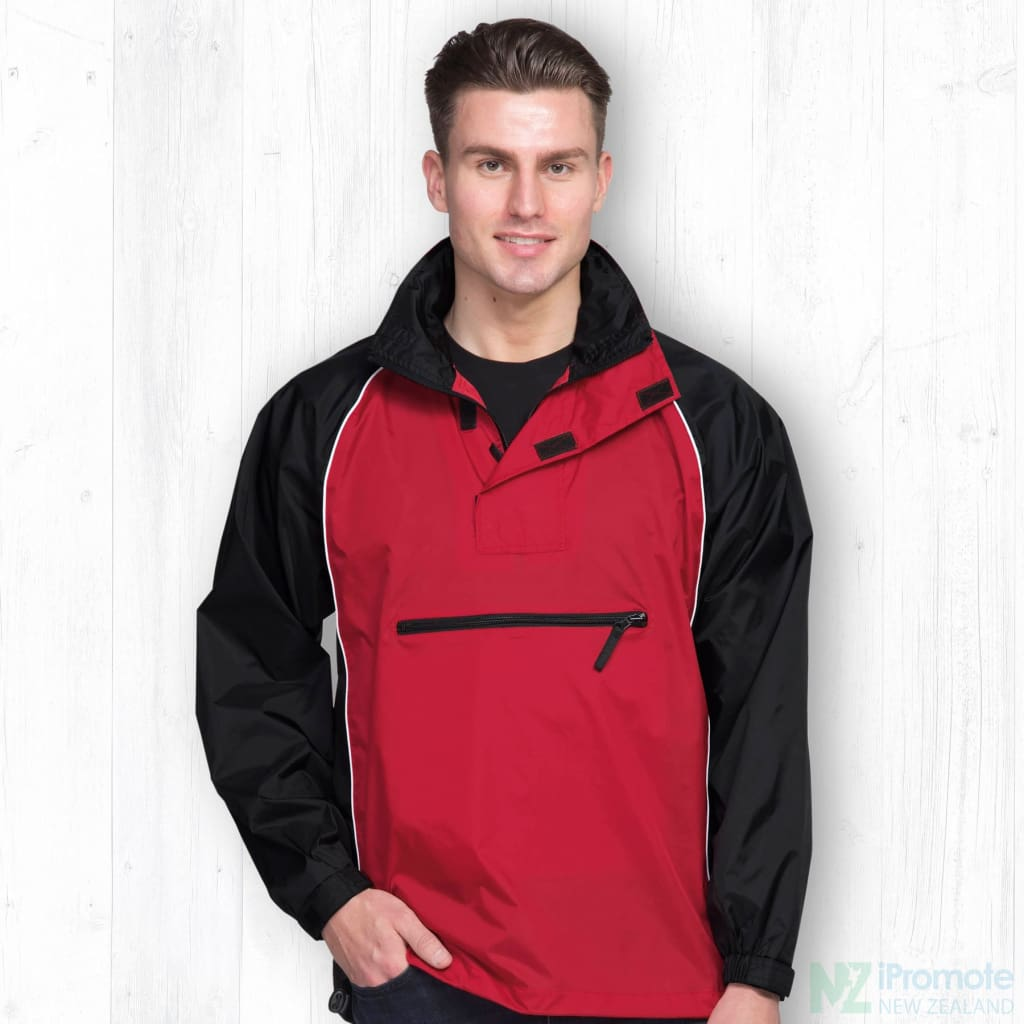 Nylon Jac Pac Spray Jacket Jackets