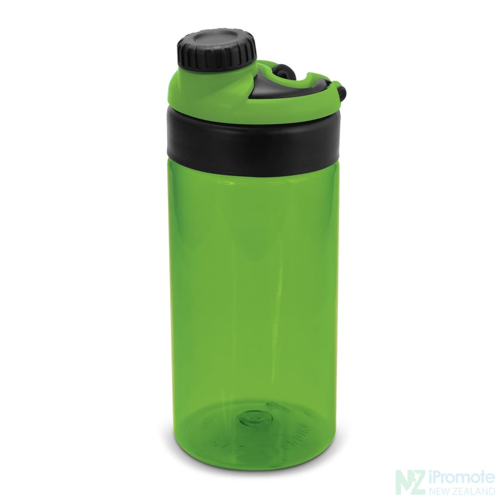 Olympus Drink Bottle Bright Green Plastic Bpa Free