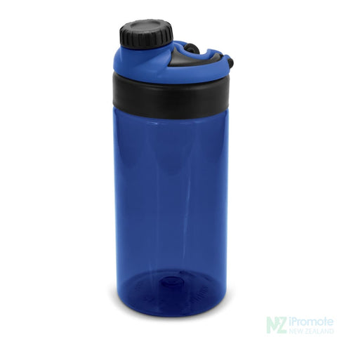 Image of Olympus Drink Bottle Dark Blue Plastic Bpa Free