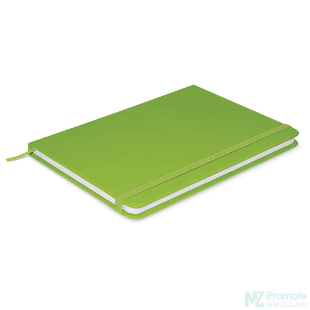Omega Notebook Bright Green Notebooks