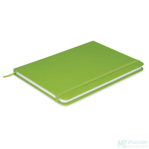 Image of Omega Notebook Bright Green Notebooks