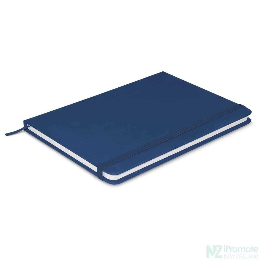 Omega Notebook Dark Blue Notebooks