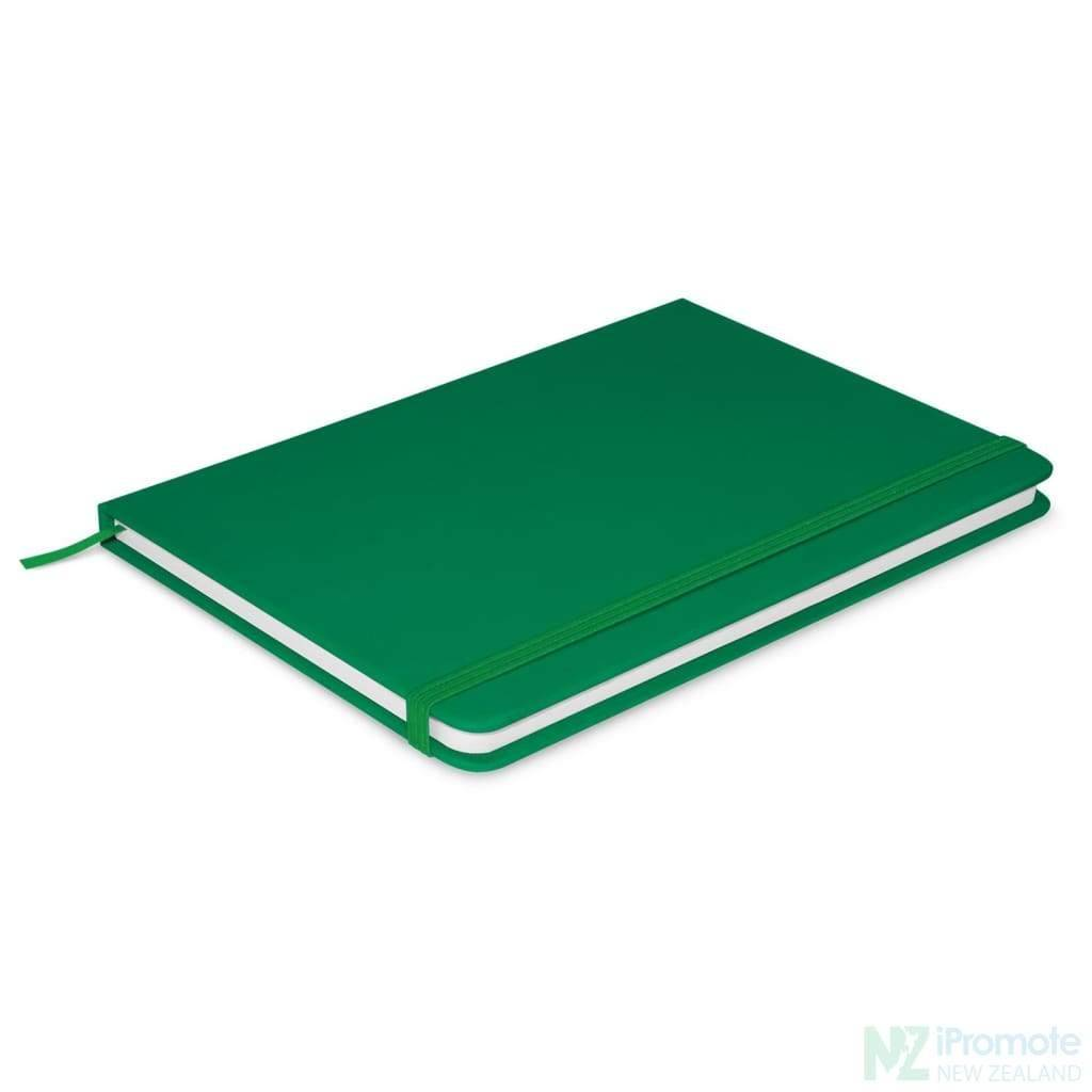 Omega Notebook Dark Green Notebooks