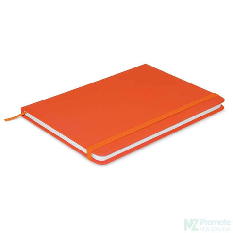 Image of Omega Notebook Orange Notebooks