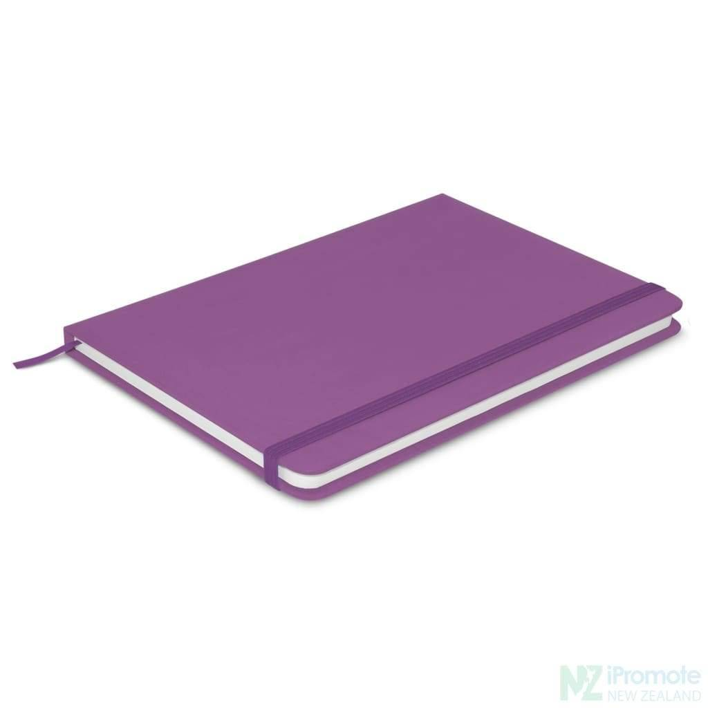 Omega Notebook Purple Notebooks