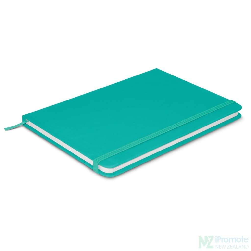 Omega Notebook Teal Notebooks