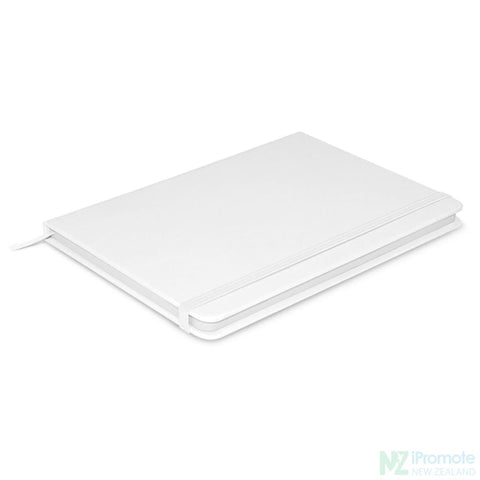 Image of Omega Notebook White Notebooks