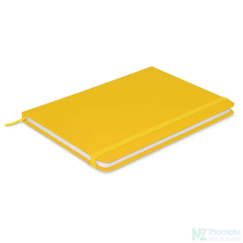 Image of Omega Notebook Yellow Notebooks