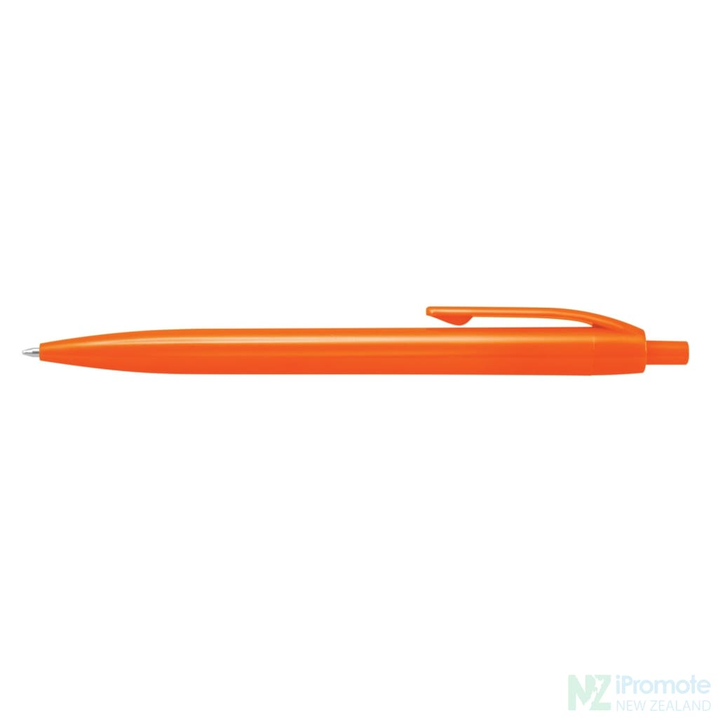 Omega Pen Orange Plastic Promotional Pens